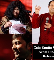 Coke Studio Season 7 Official Artist Lineup