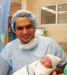 Veena Malik blessed with a Baby Boy