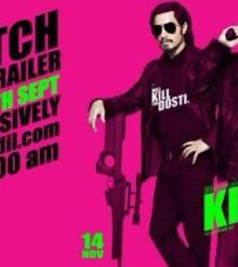 Yash Raj Films KILL DIL starring Ali Zafar, Ranveer Singh, Govinda, Parineeti Chopra (Watch Promo)