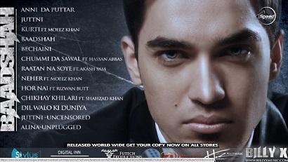 billy-x-album-baadshah