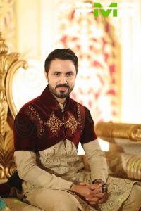 Mustafa-Zahid-wedding-picture-in-shalwar-kameez