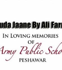 Ali Farrukh – Khuda Jaane (In Loving memories of Army Public School Peshawar)
