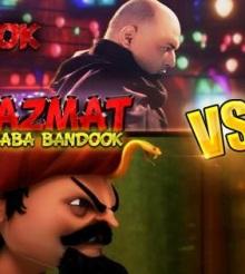 Ali Azmat & Haroon – Baba Bandook Ost Burka Avenger (Music Video)