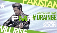 "Ali Zafar's Star Studded Music Video ""Urain Ge"" to Release Soon"