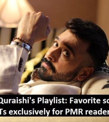 Faysal Quraishi's Playlist: Favorite songs and OSTs exclusively for PMR readers