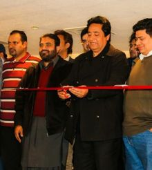 """Lollywood Film """"Dream Lover"""" inaugurated by filmmaker Syed Noor"""