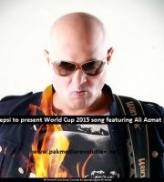 Pepsi to present World Cup 2015 song featuring Ali Azmat