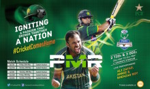 Ali Zafar, Shahzad Roy and Annie Khalid to perform during matches – #CricketComesHome