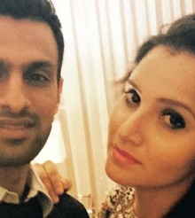Cricket: Sania Mirza Happy for Shoaib Malik, scores first century in six years