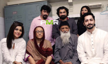 Team Wrong Number Visits Edhi Centre