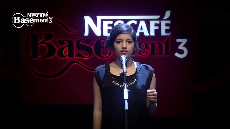 Nescafe Basement 3, Episode 5 : Give Me Love with Lyrics